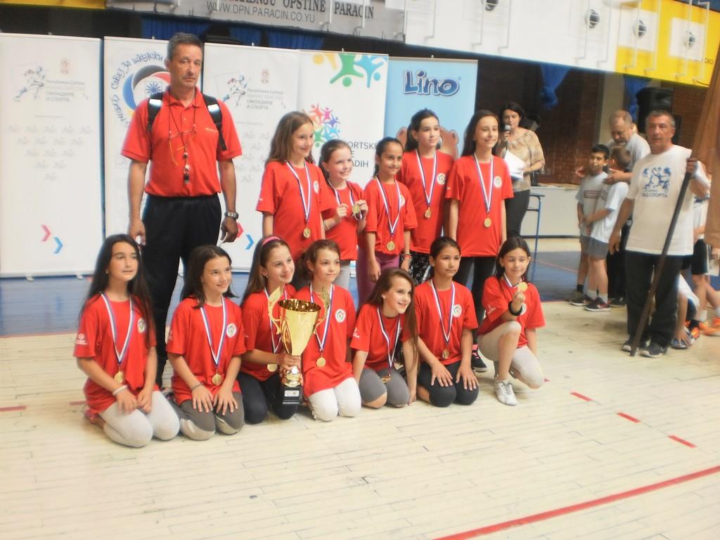 Photo of Pirotski đaci na Malim olimpijskim igrama u Splitu