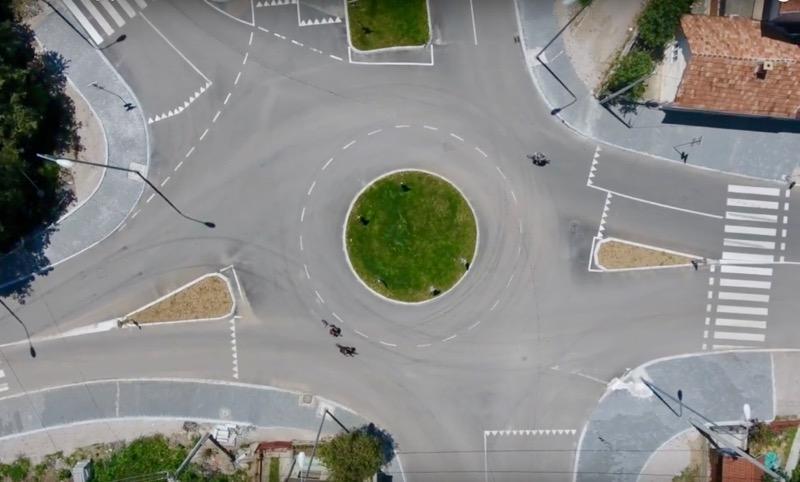 Photo of Kako izgleda novoizgrađeni kružni tok na Drugom ringu na ulazu u grad