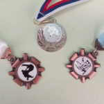Tri medalje na Vuk openu