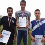 Jovan Delčev osvojio prvo mesto u trci na pet kilometara