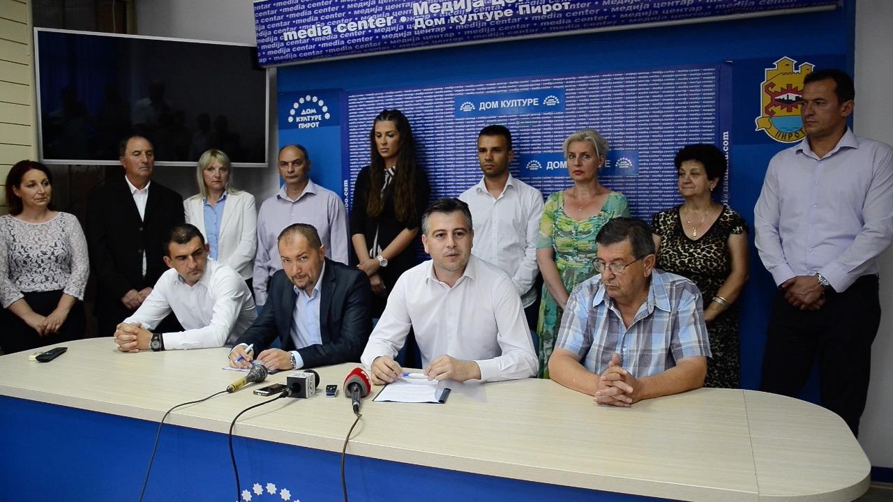 Photo of KZP i SNS zajednički će voditi Grad, potpisan Sporazum o zajedničkom delovanju