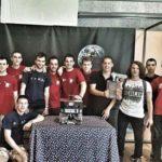Pirotski đak, nekadašnji učenik Tehničke škole 6. na Evropskom prvenstvu u robotici
