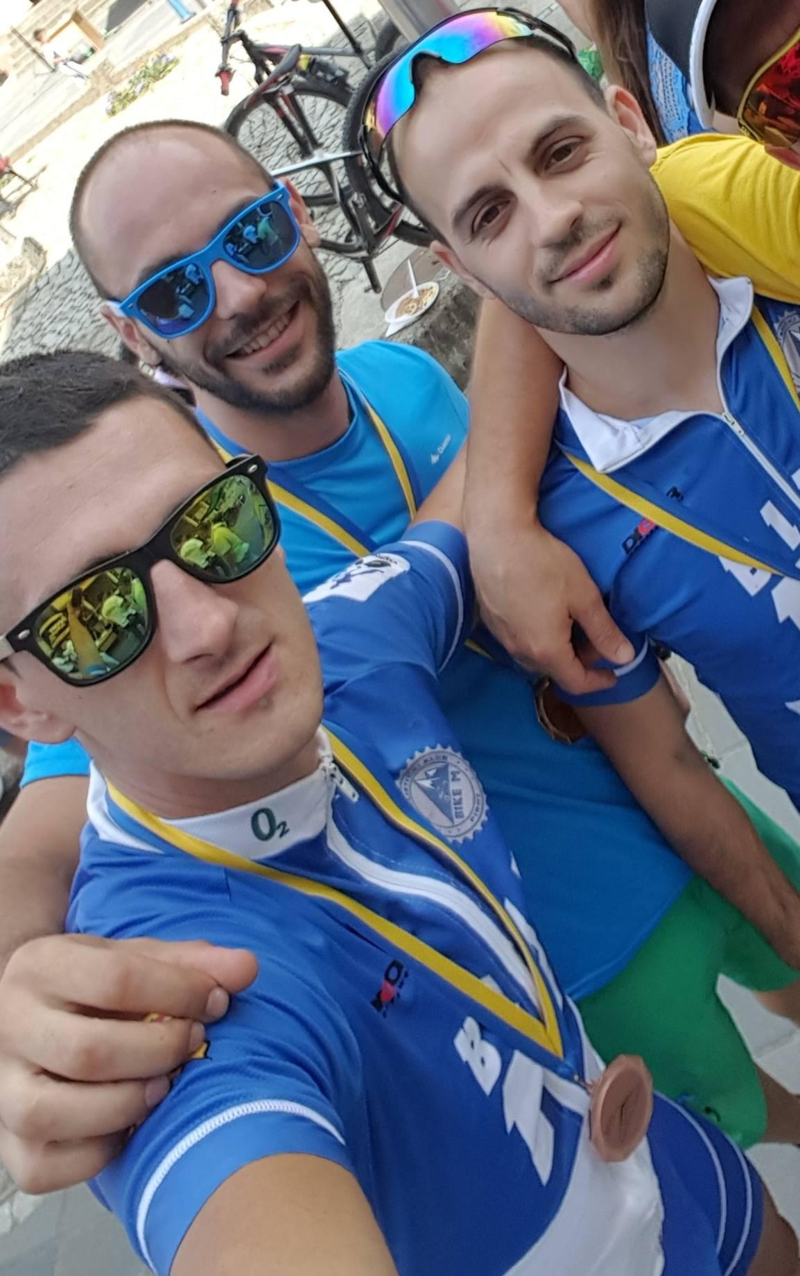 Photo of Tri medalje za pirotske bicikliste na Balkanskom prvenstvu u Crnoj Travi