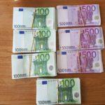 Na Gradini zaplenjeno 60.000 evra