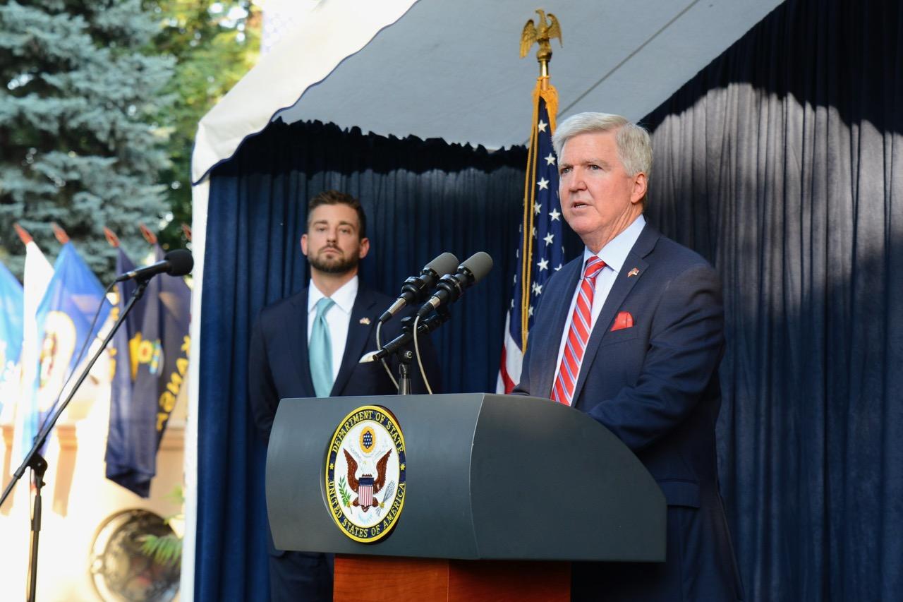 Photo of Prijem u ambasadi SAD-a povodom Dana nezavisnosti