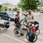 """Putuju Evropom biciklom """"na sprat"""""""