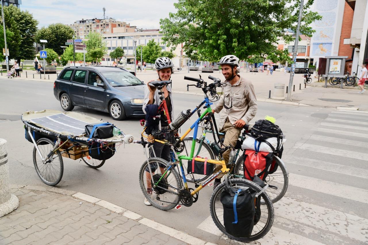 """Photo of Putuju Evropom biciklom """"na sprat"""""""