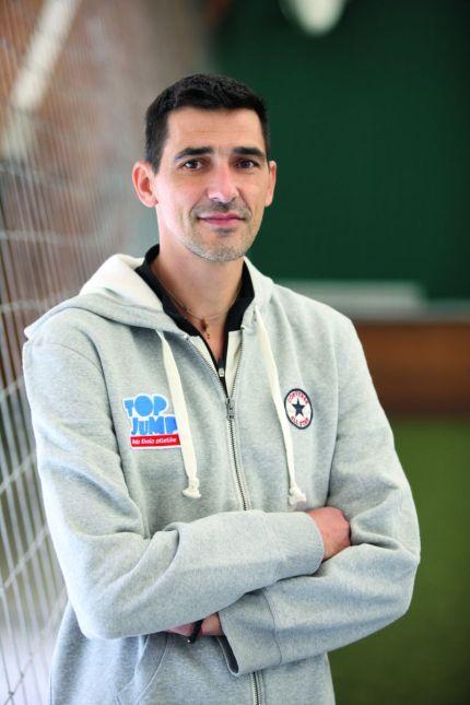 Photo of Dimitrovgrad:Topić promoter  atletskog  kampa