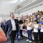 Predsednik Vučić za vikend u Pirotu