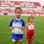 Četiri medalje za pirotske atlete, Aleksandri Ćirić srebro i bronza