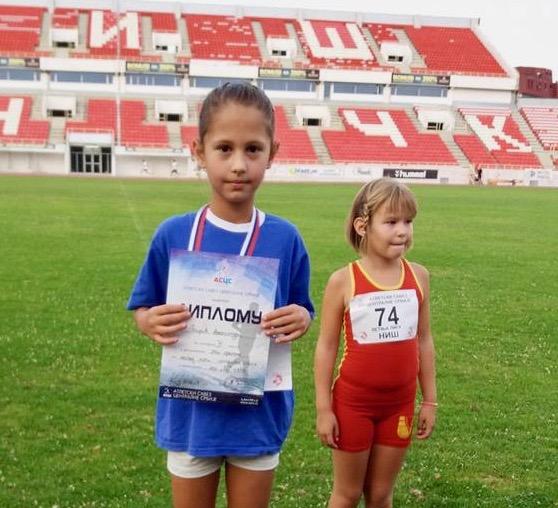 Photo of Četiri medalje za pirotske atlete, Aleksandri Ćirić srebro i bronza