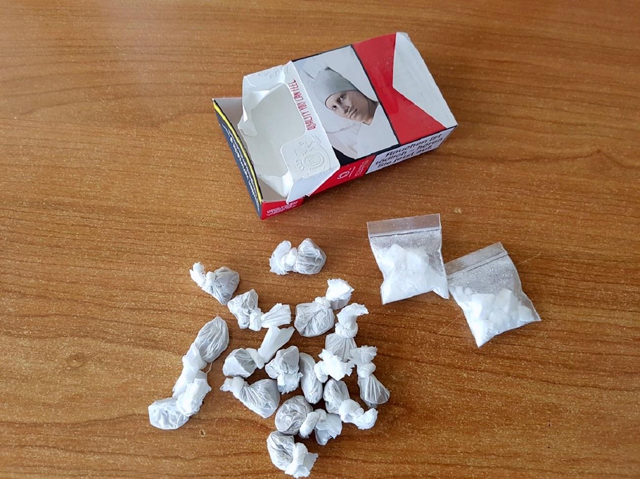 Photo of Narkotici u donjem vešu i čarapi