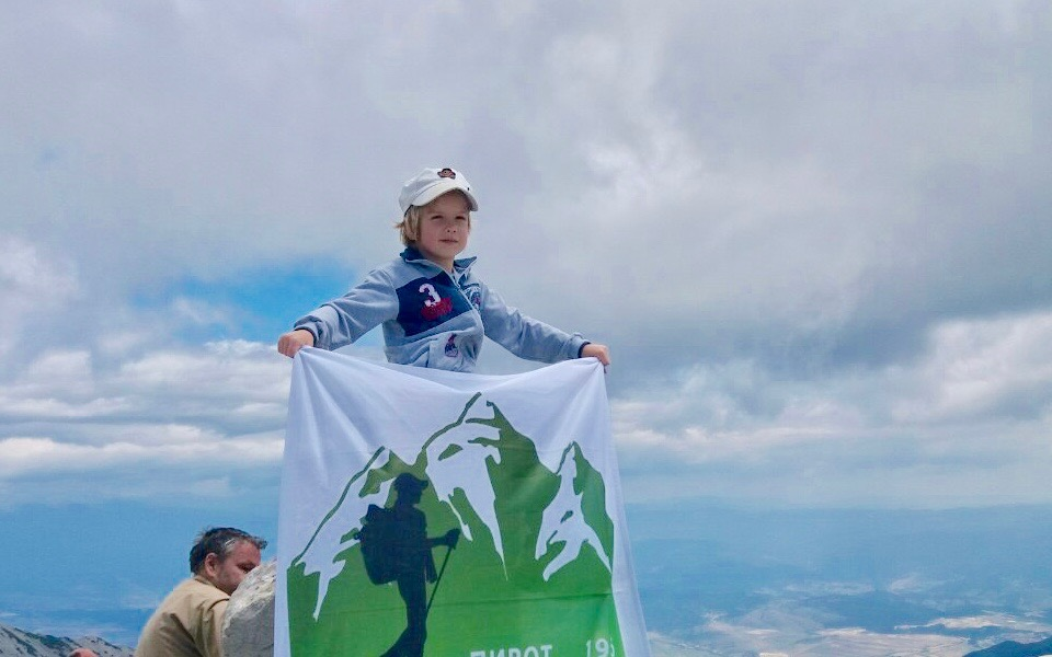 Photo of Mali Dimitrije osvojio Vihren, najviši vrh Pirin planine
