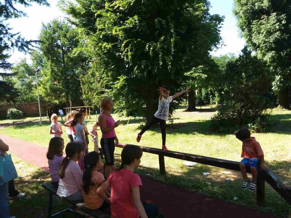 Photo of Besplatna škola ritmičke gimnastike i fitnes program za devojke i žene