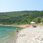Spas od žege  na Zavojskom jezeru