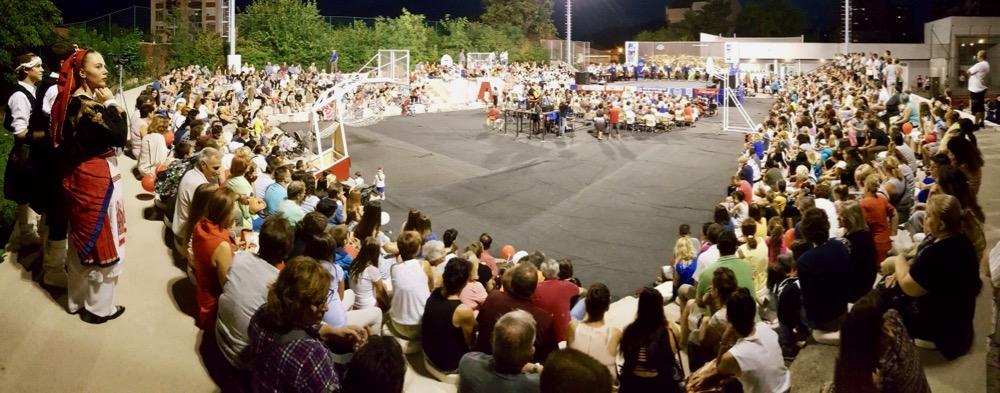 Festival folklora u Pirotu - Omladinski stadion