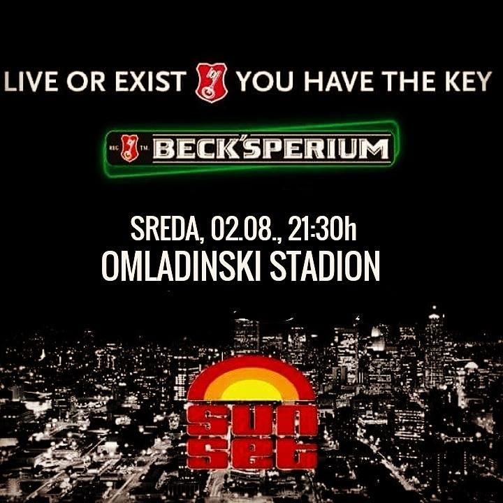 Photo of Becsksperium žurka večeras na Omladinskom stadionu