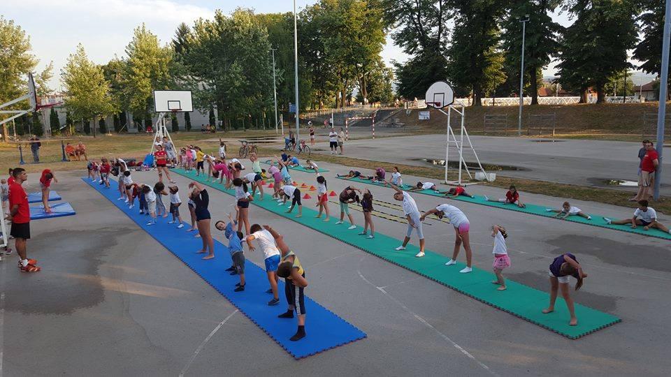 Photo of Besplatna škola sportske gimnastike u Pirotu
