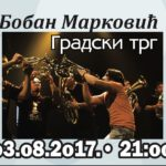 Trubački spektakl u Pirotu – koncert Orkestra Bobana Markovića