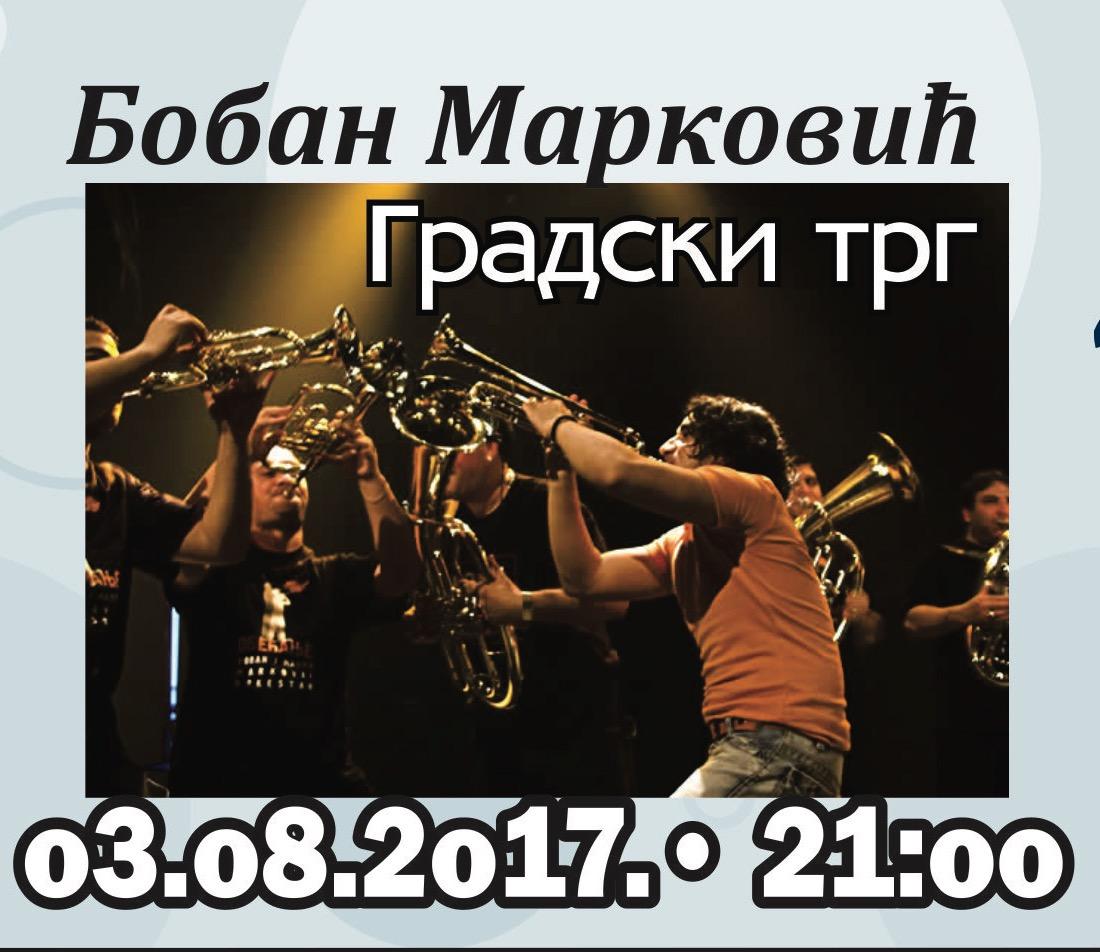 Photo of Trubački spektakl u Pirotu – koncert Orkestra Bobana Markovića