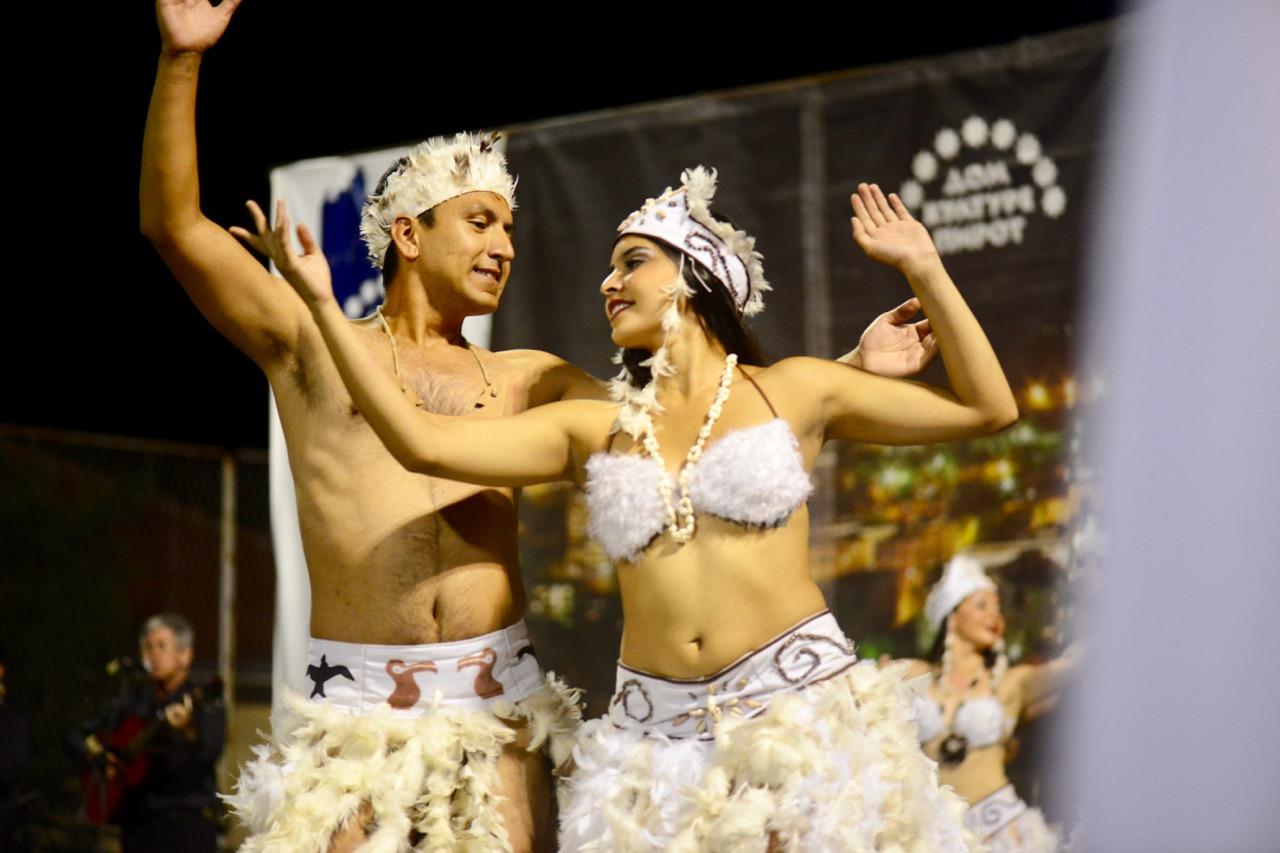 Photo of Rapa nui ples sa Polinezije na Omladinskom stadionu u Pirotu (foto)