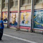 Umetnik iz Pirota odužio se svojoj školi - dvorište oplemenjuje muralima
