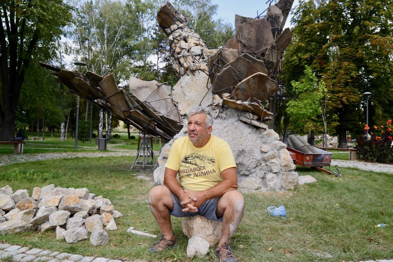 "Photo of ""Rodio"" se Jabučilo, mitski krilati konj vojvode Momčila, Pirot dobio novi zaštitni znak"