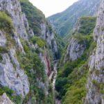 Kanjon reke Jerme - pogled iz vazduha (video, foto)J