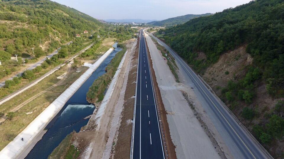 Photo of Asfaltirano 5.5 kilometra Koridora 10 između Staničenja i Pirota, uskoro puštanje u saobraćaj