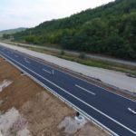 Otvoren poluprofil autoputa od Sopotske petlje do Sarlaha
