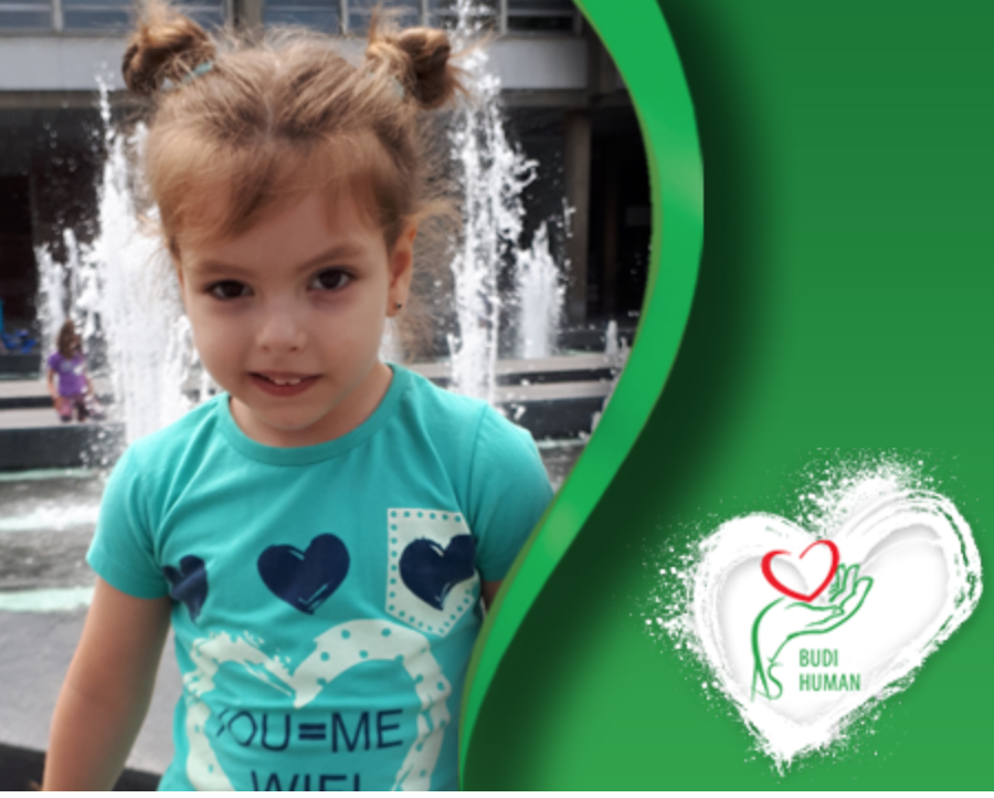 Fondacija Aleksandar Šapić prikuplja novac za lečenje male Nikoline Tasković