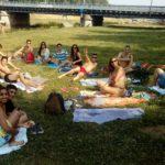 I Čileanci uživali na Nišavi