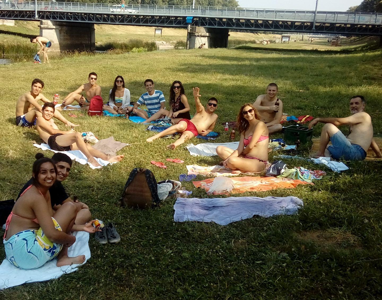 Photo of I Čileanci uživali na Nišavi