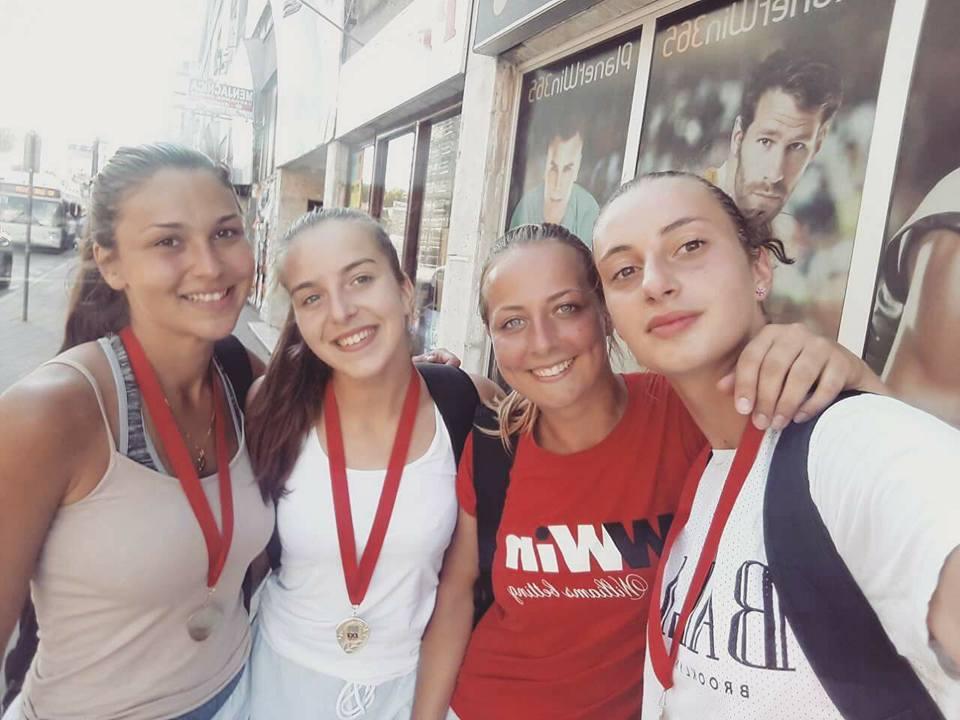 Photo of Košarkašice osvojile turnir u Nišu