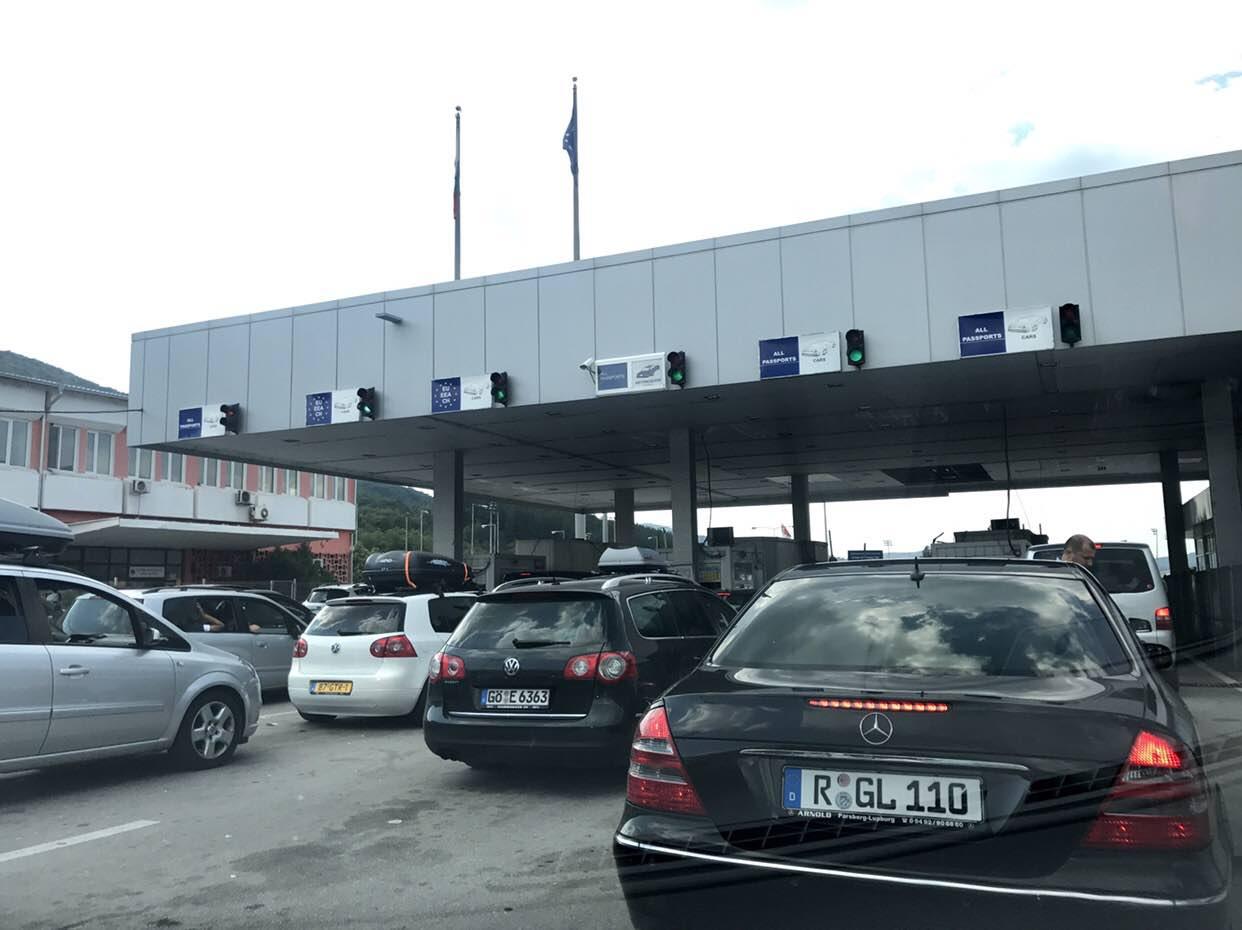 Photo of Ponovo gužve na granici sa Bugarskom