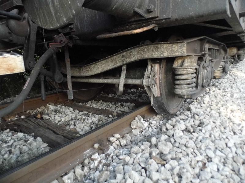 Photo of Opet iskliznuće vagona, sada kod Sopota