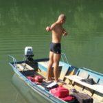 Uroš Ivanković spreman za veliki podvig: Pliva od Atosa do Sitonije