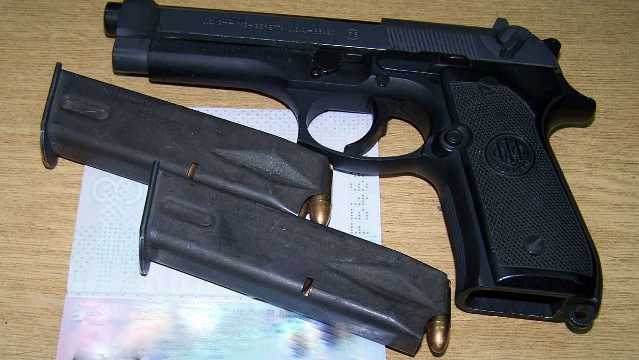 Photo of Sa pištoljem za pojasom prelazio granicu