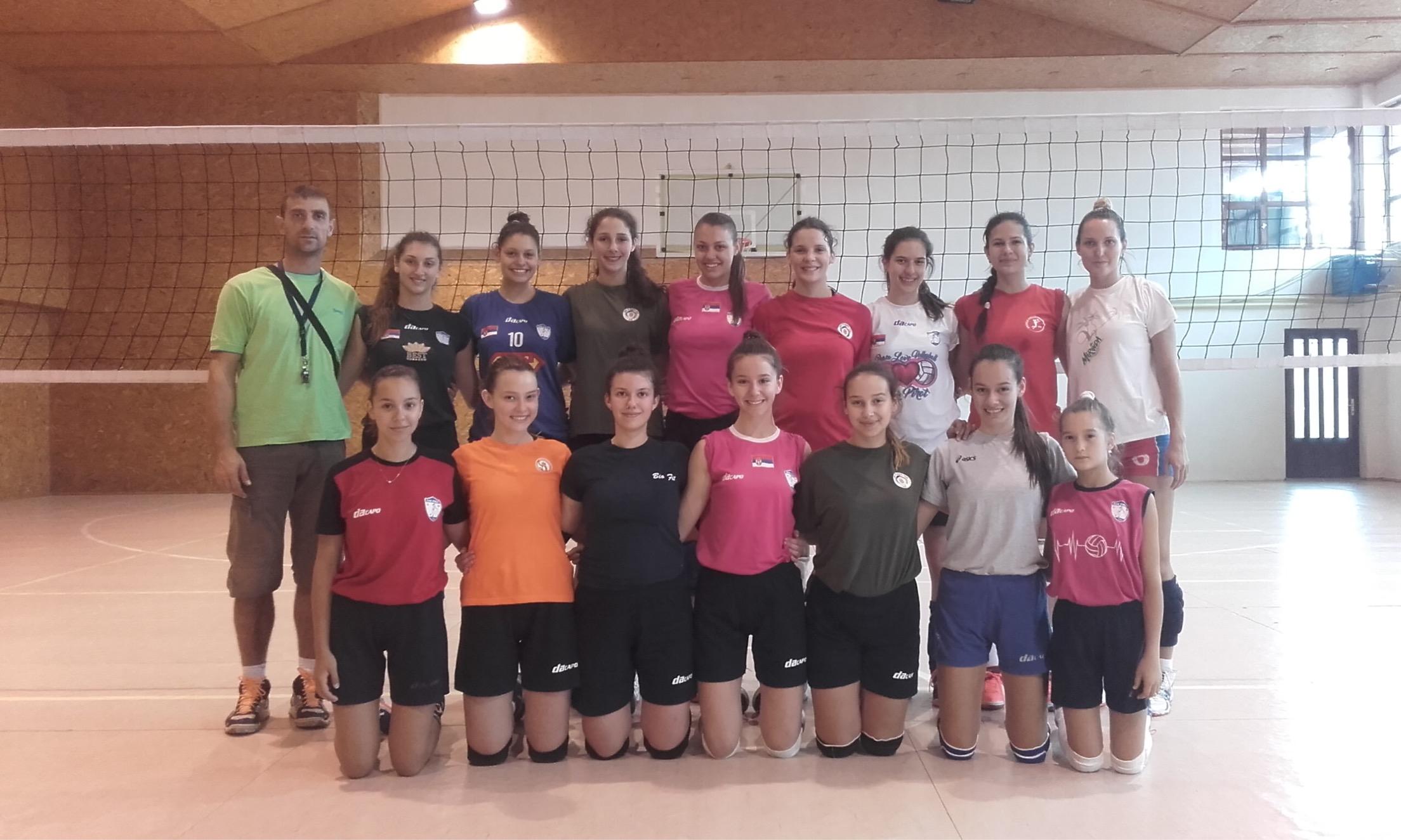 Photo of Odbojkašice u polufinalu Kupa