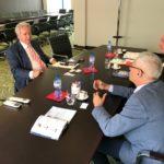 Saradnja Ugovorne okružne komore Pirot i Udruženja poslodavaca i industrijalaca Bugarske