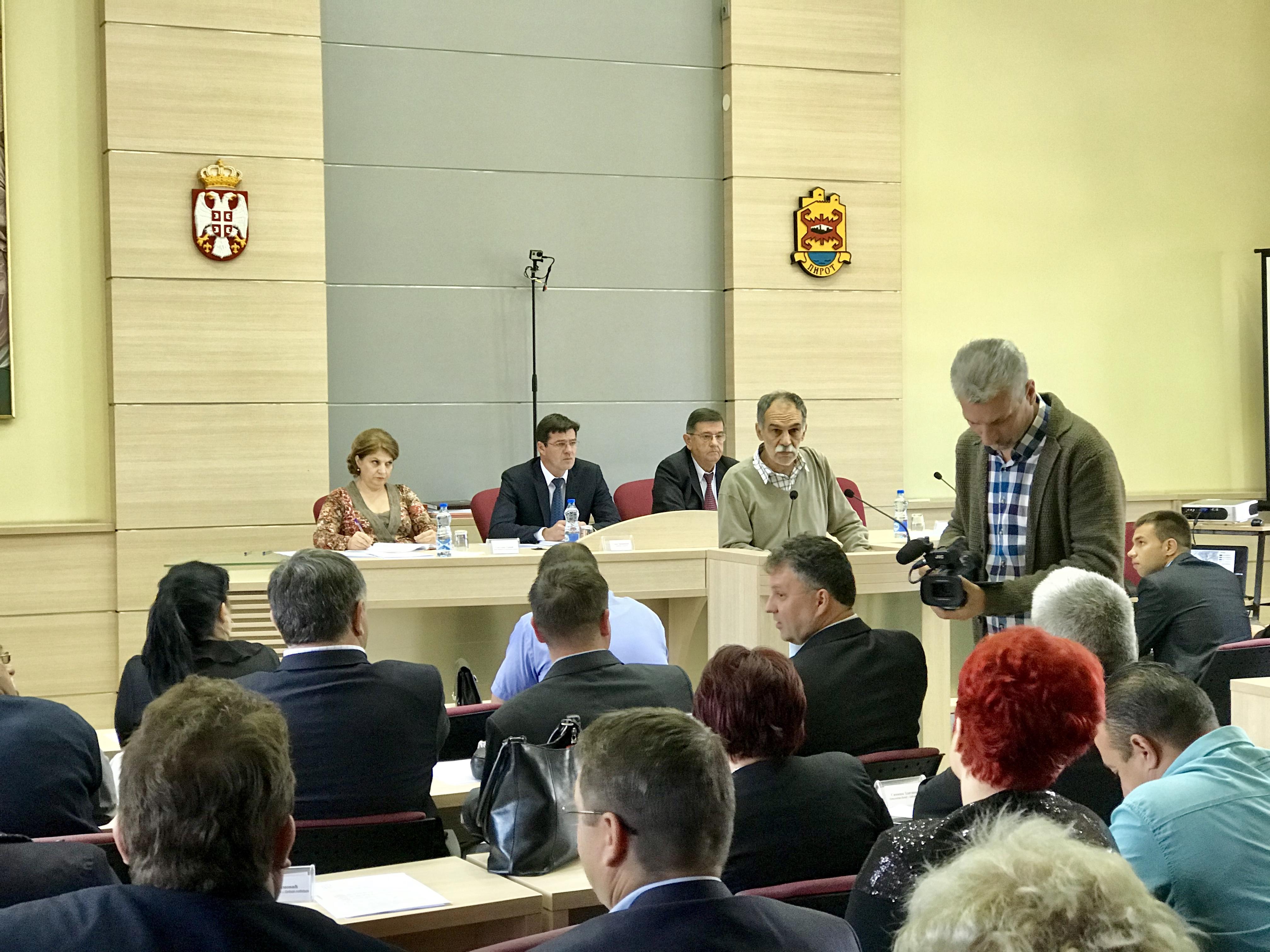 Photo of Održana sednica Skupštine grada