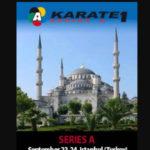 Uroš na zajedničkim pripremama srpske i turske karate seniorske reprezentacije