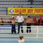 Ognjen Antić prvak Centralne Srbije u kik boksu, disciplini ful kontakt