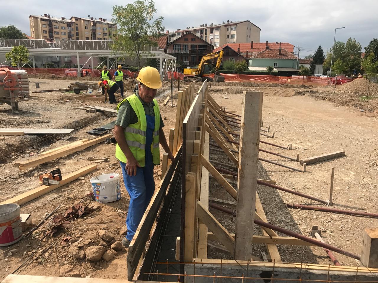Photo of Uveliko se gradi Adrenalin park kod Zatvorenog bazena