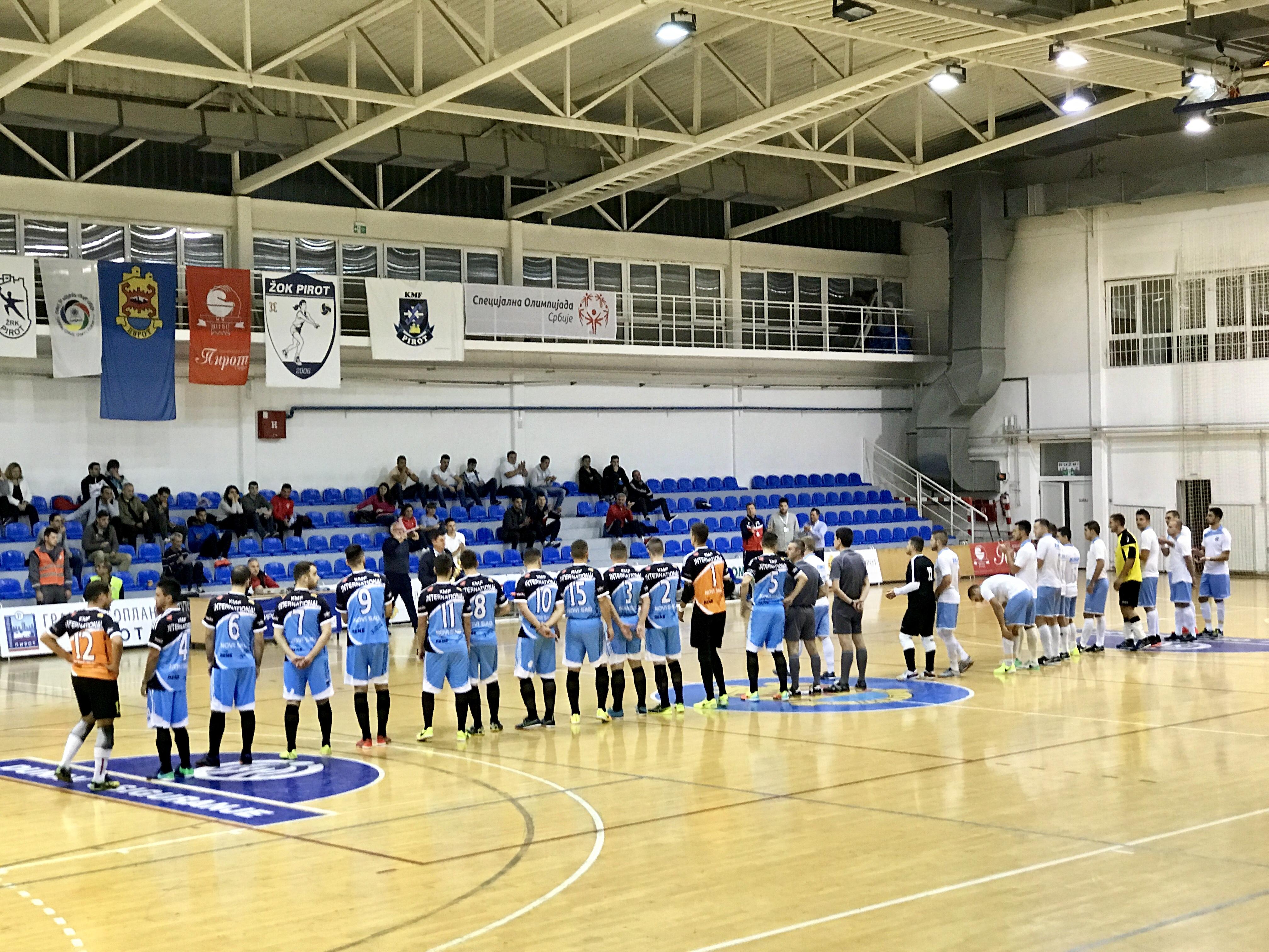 Photo of KMF Pirot startovao pobedom u Prvoj futsal ligi