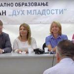 """Karavan """"Duh mladosti"""" u Beloj Palanci"""