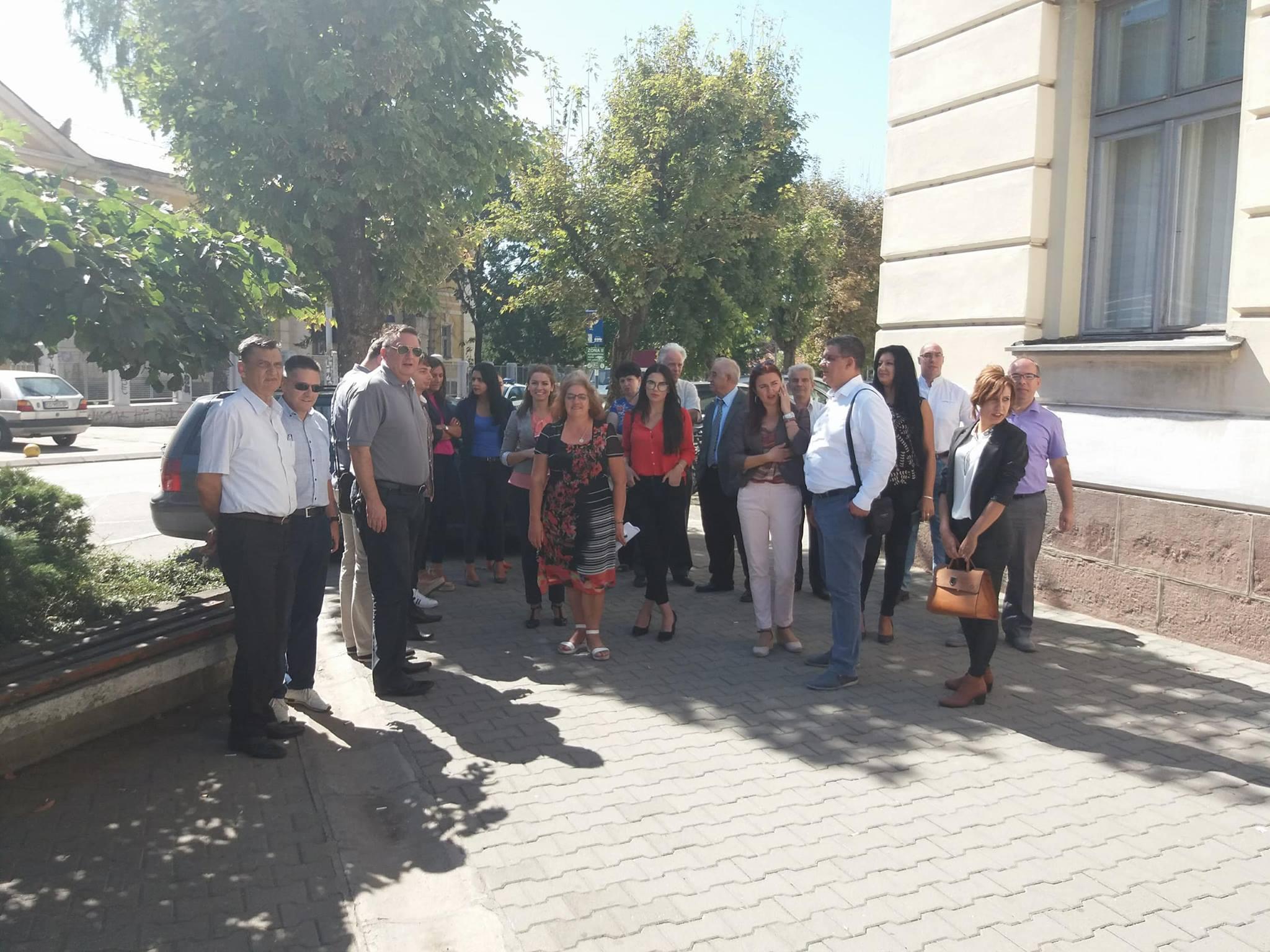 Photo of Pirotski advokati protestovali povodom ubistva mladog advokata u Jagodini