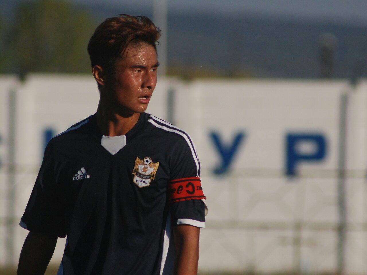 Photo of Mladi fudbaleri iz Kine došli na usavršavanje u Radnički