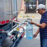 Voda iz gradskog vodovoda u tijabarskom delu grada ne preporučuje se za piće