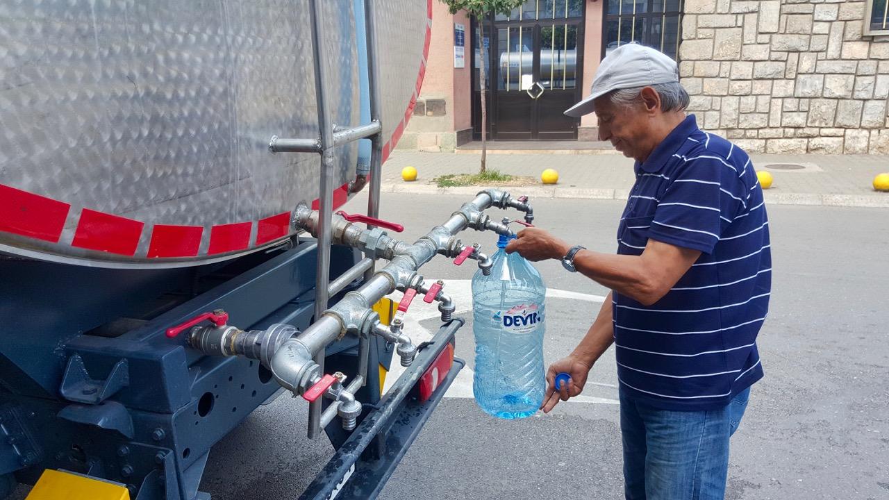 Photo of Voda ispravna u gradu i svim selima, osim Belog Polja i Gradišta